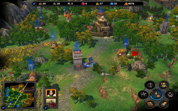 Heroes of Might and Magic 5: Bundle screenshot 3