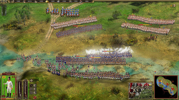 Cossacks II Anthology screenshot 1