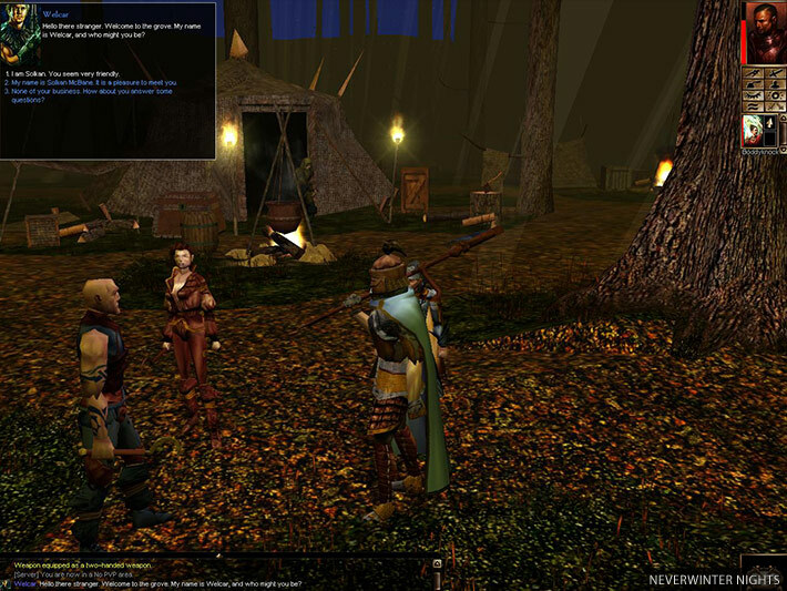 Neverwinter Nights Diamond screenshot 1