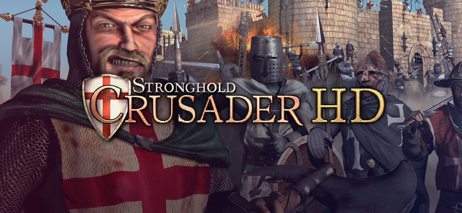 How to play Stronghold Crusader 91