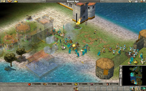 Empire Earth Gold Edition screenshot 3