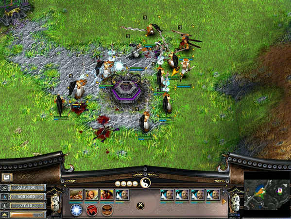Battle Realms + Winter of the Wolf screenshot 2