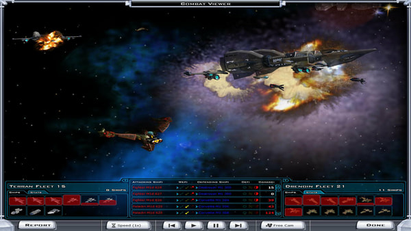 Galactic Civilizations II: Ultimate Edition screenshot 1