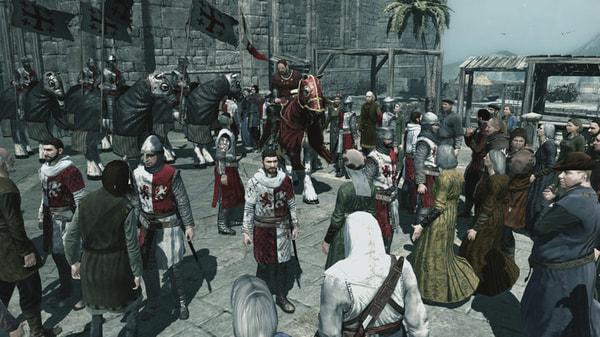 Assassin's Creed: Directors Cut screenshot 2