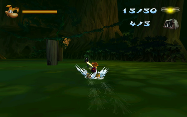 Rayman 2: The Great Escape screenshot 2