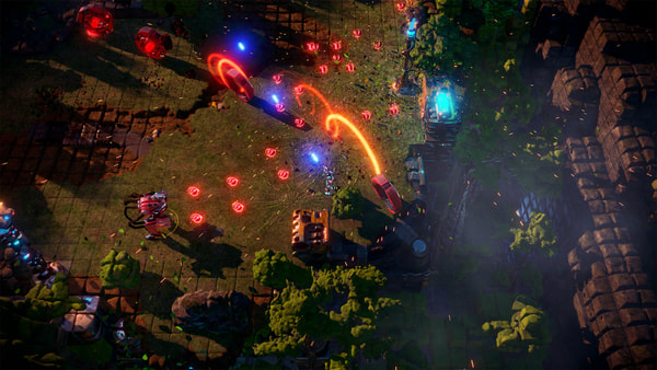 Nex Machina screenshot 1