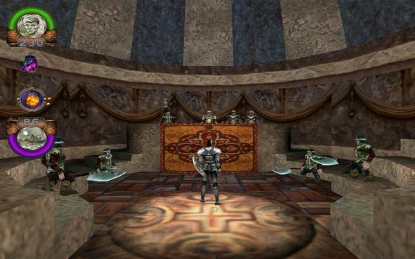 Crusaders of Might and Magic screenshot 3
