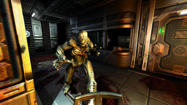 Doom 3: BFG Edition screenshot 3