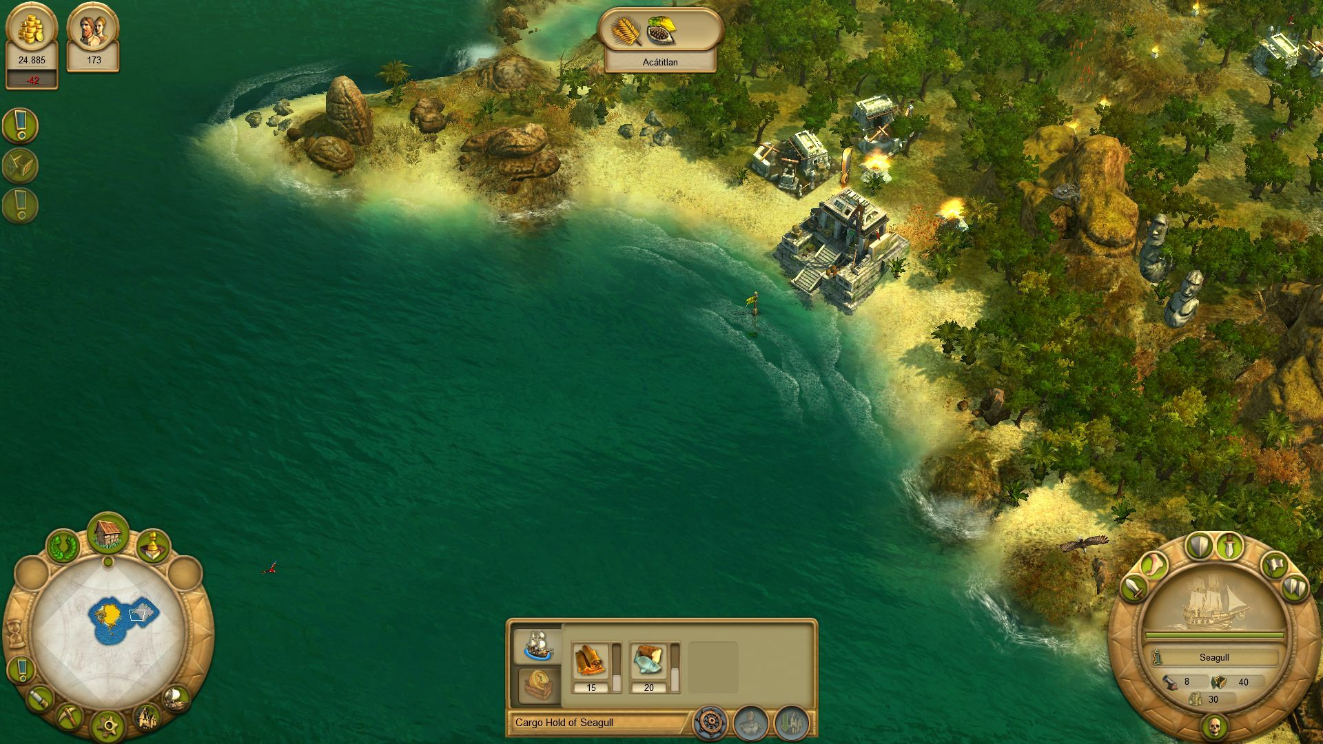 Anno 1701 A.D. screenshot 3