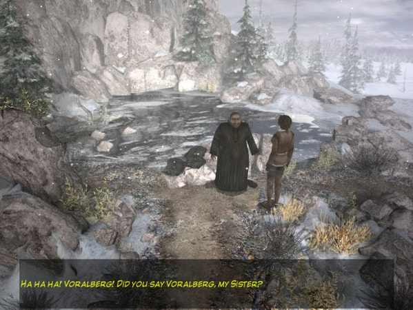 Syberia II screenshot 1