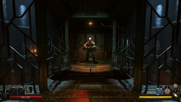 Vaporum screenshot 1