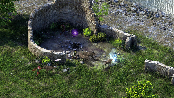 Pillars of Eternity: Definitive Edition screenshot 2