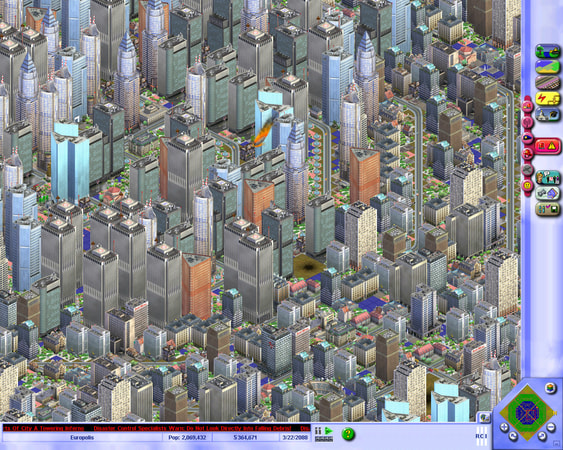 SimCity 3000 Unlimited screenshot 3