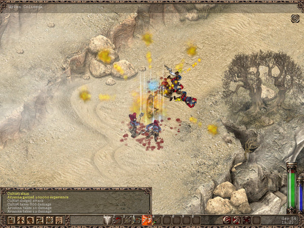 Heretic Kingdoms - The Inquisition screenshot 3