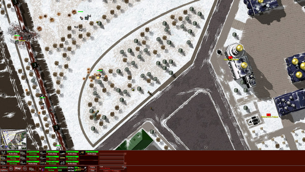 Close Combat 3: The Russian Front screenshot 1