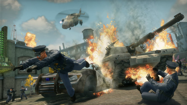 Saints Row: The Third - The Full Package screenshot 3