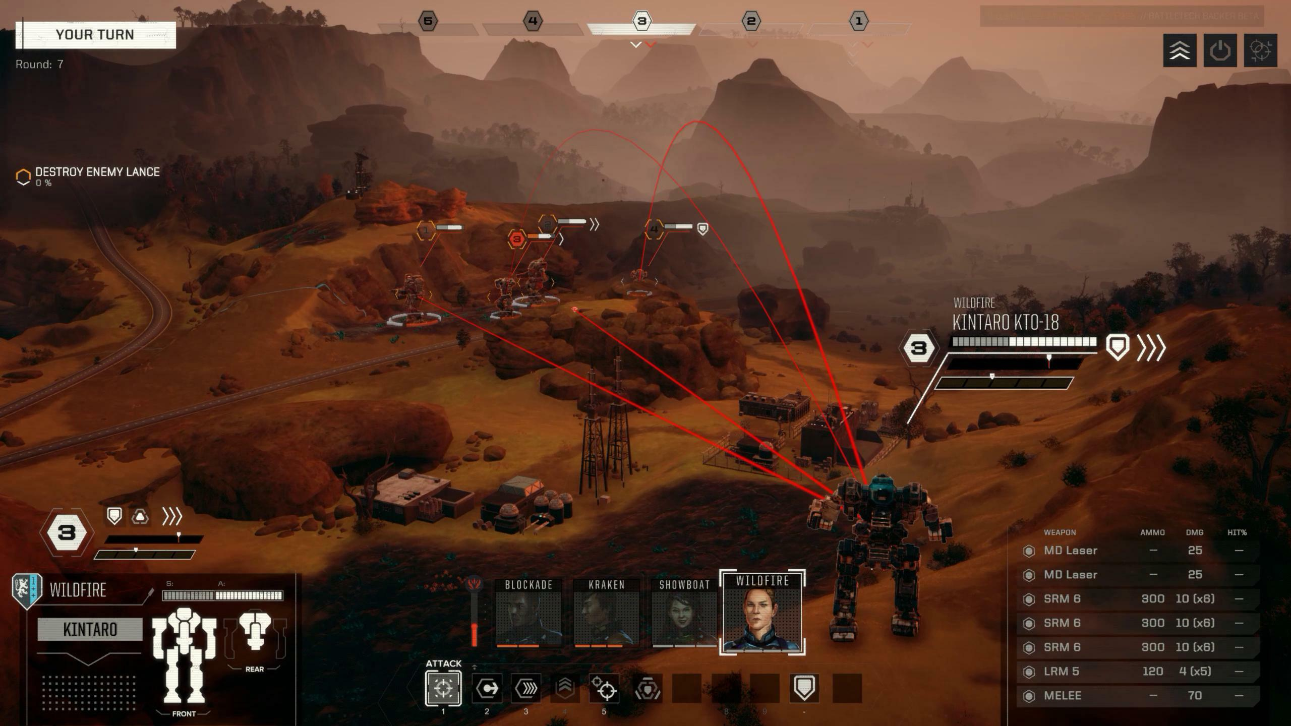 BATTLETECH. Digital Deluxe Edition [GoG] [2018|Eng]