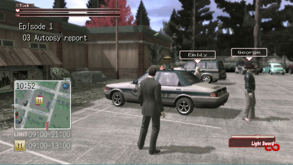 Deadly Premonition: Director's Cut screenshot 3