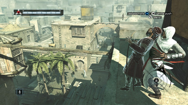 Assassin's Creed: Directors Cut screenshot 3