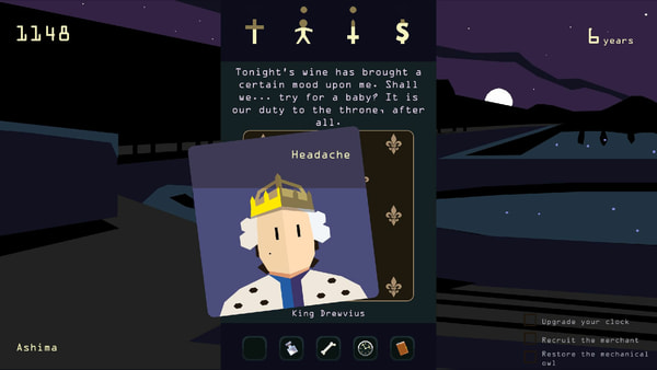 Reigns: Her Majesty screenshot 2