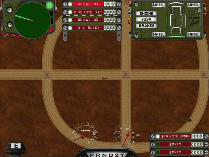 The Interstate '76 Arsenal screenshot 2