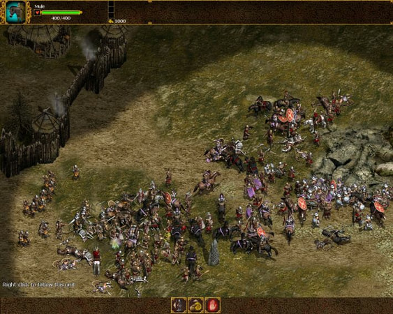 Celtic Kings: Rage of War screenshot 1