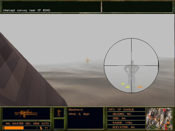 Delta Force 2 screenshot 3