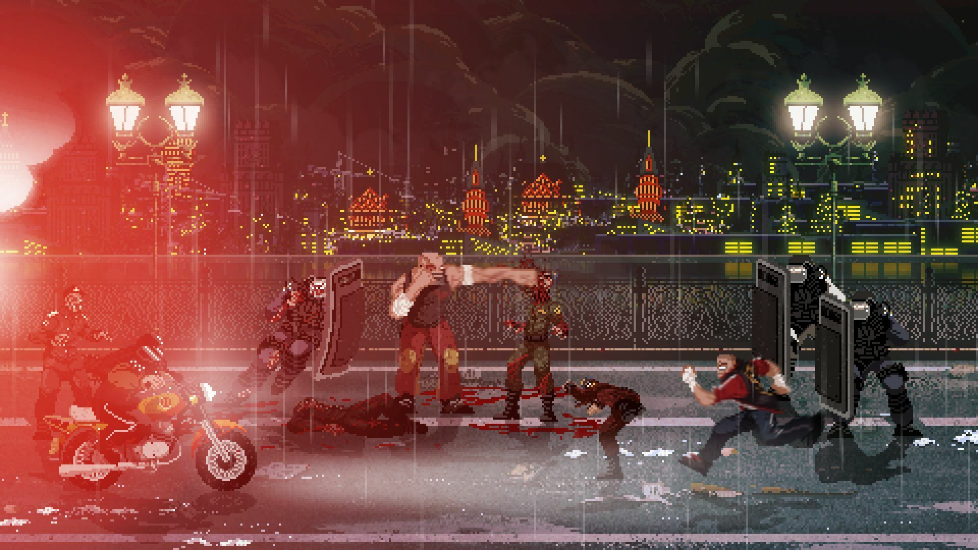 Mother Russia Bleeds (2016) PC | Лицензия