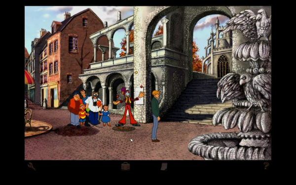 Broken Sword: Director's Cut screenshot 1