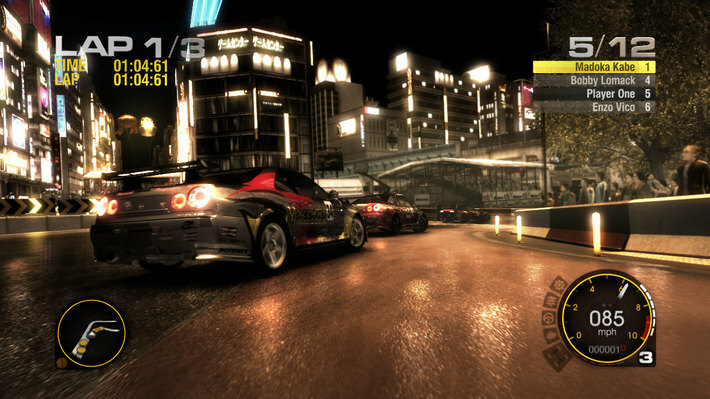 Race Driver: GRID screenshot 3