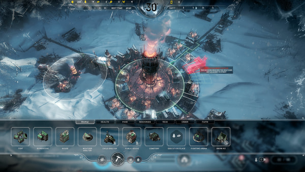 Frostpunk screenshot 3