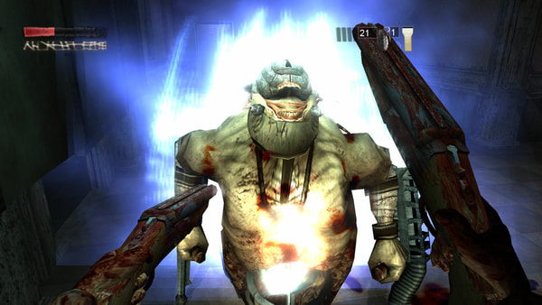 The Suffering - Ties That Bind screenshot 2