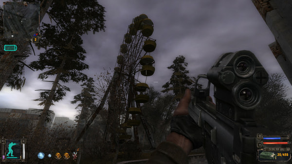 download stalker call of chernobyl