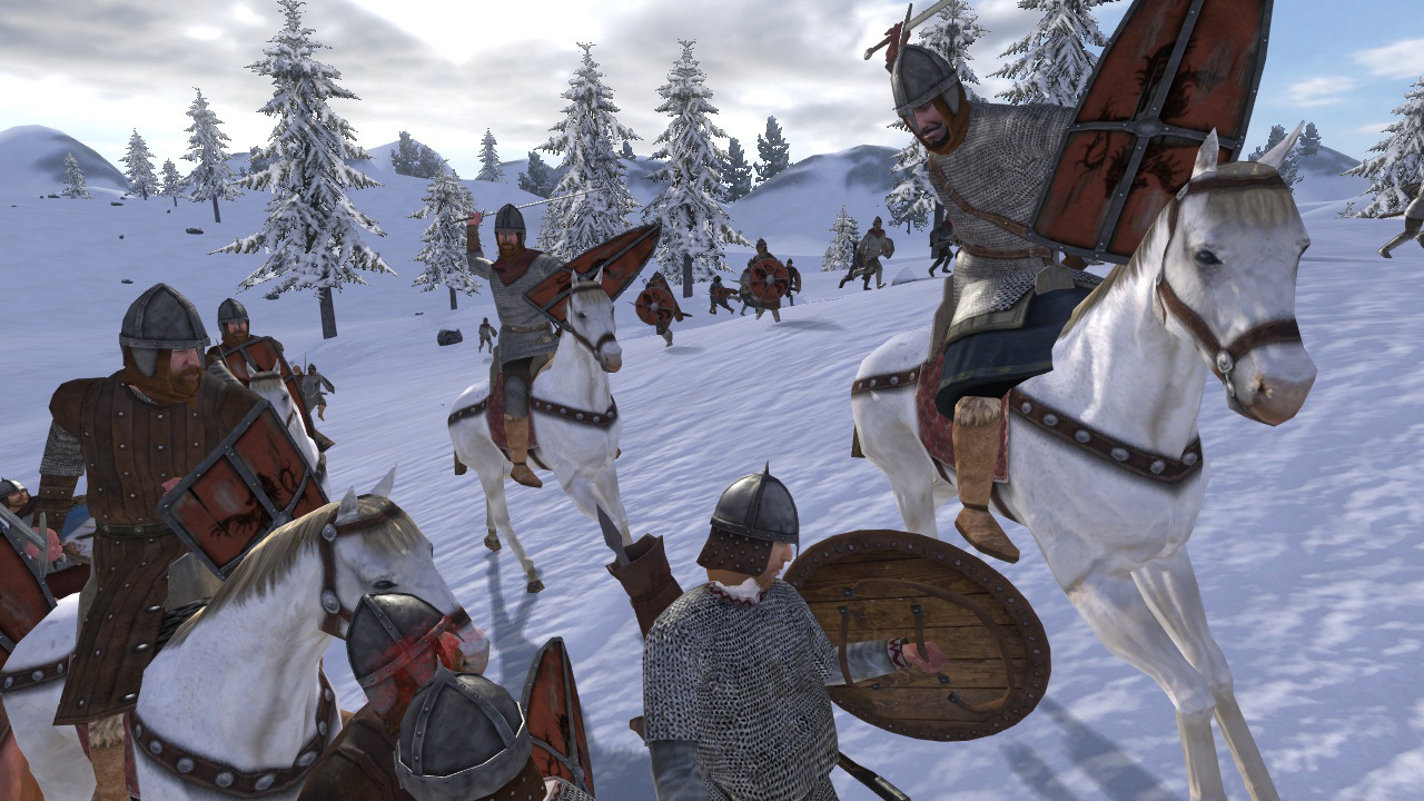 Mount & Blade: Complete Collection [GoG] [2008-2014|Eng|Multi]