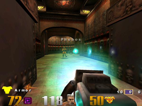 Quake III: Gold screenshot 1