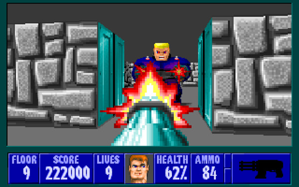 Wolfenstein 3D + Spear of Destiny screenshot 1