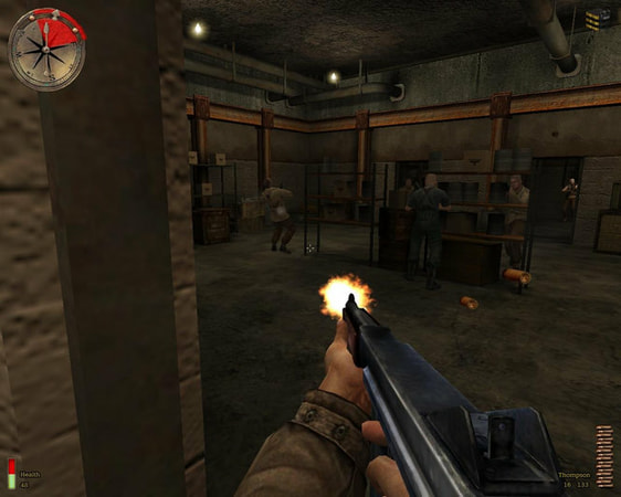 Medal Of Honor: Allied Assault War Chest screenshot 3