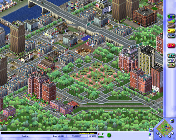 SimCity 3000 Unlimited screenshot 1