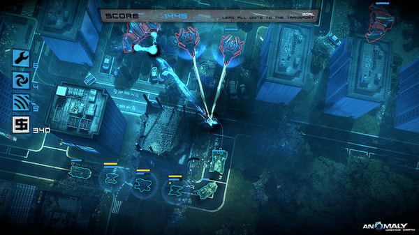 Anomaly: Warzone Earth screenshot 1