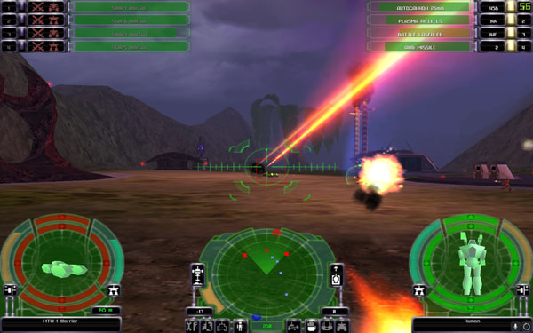 Parkan: Iron Strategy screenshot 1