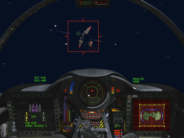 Wing Commander 3: Heart of the Tiger screenshot 3