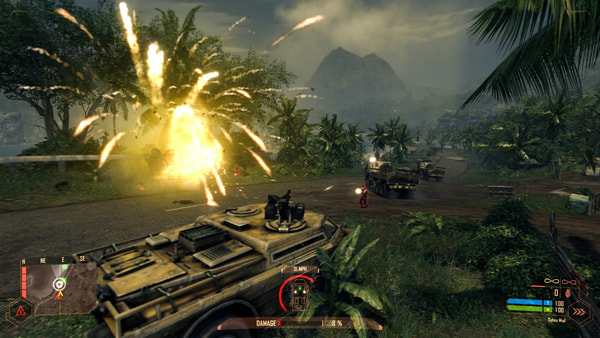 Crysis Warhead Captura 1