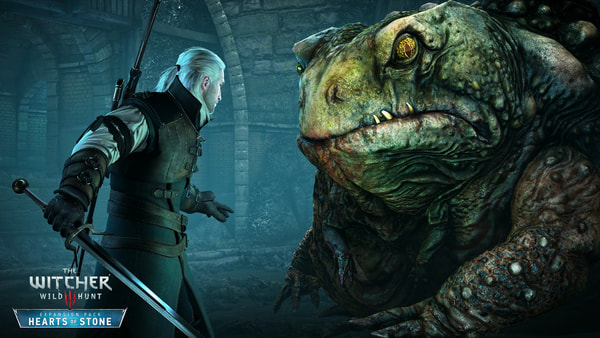 The Witcher 3: Wild Hunt - Hearts of Stone screenshot 1