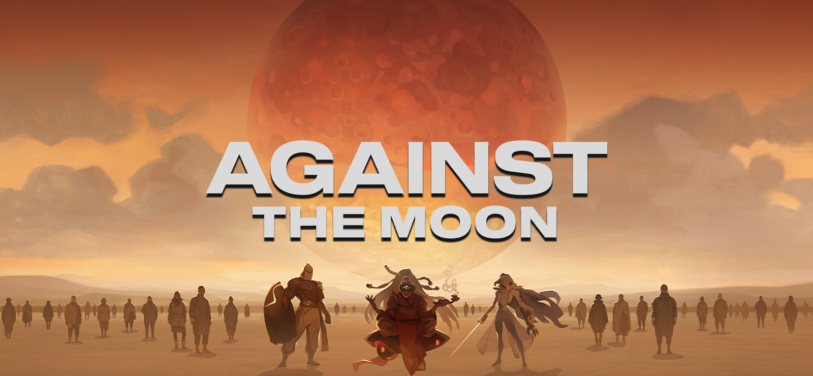 Against The Moon Bundle-GOG